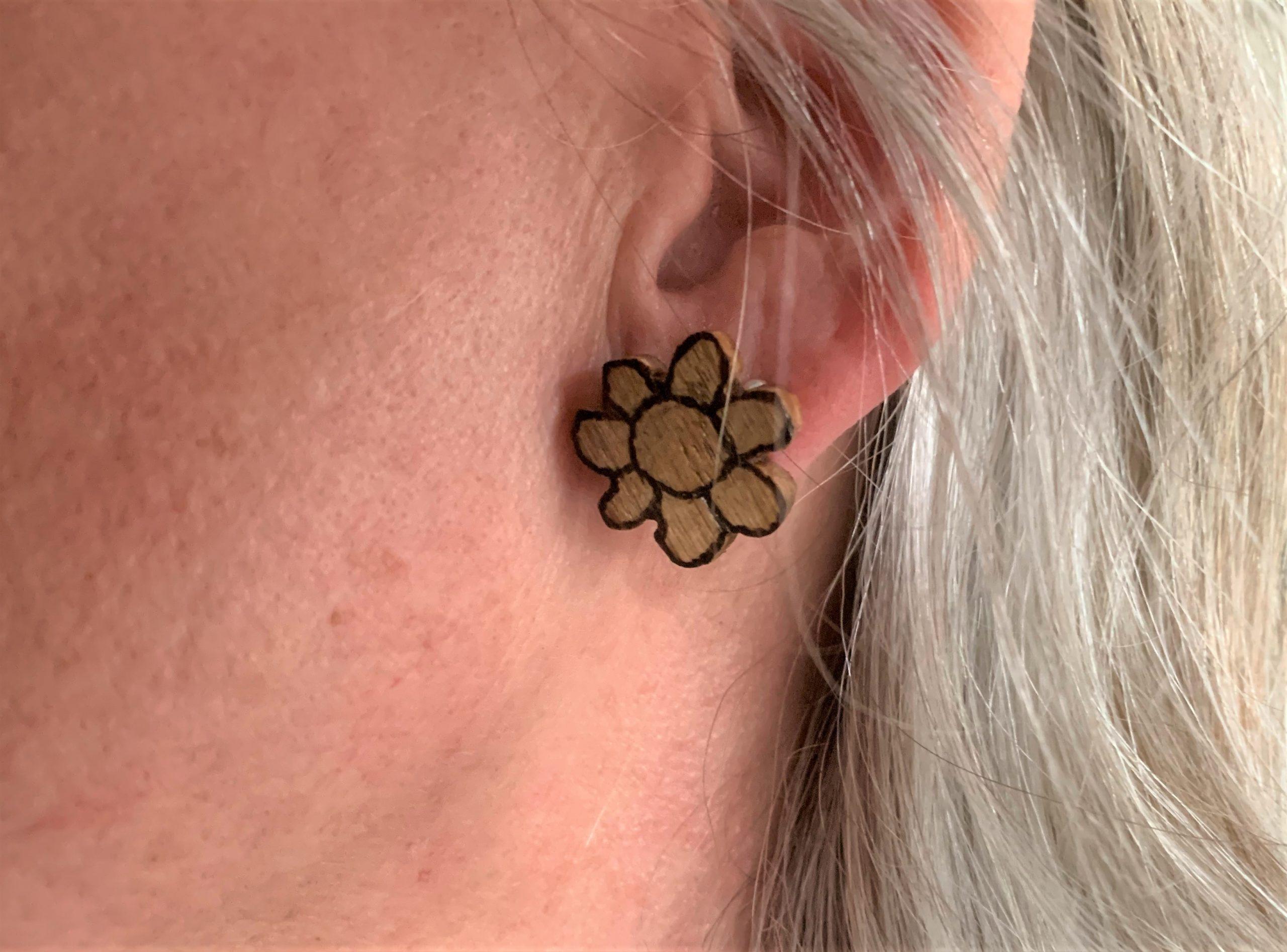 Grootte aan het oor
